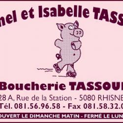 Boucherie Tassoul