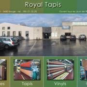 Royal tapis