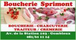 Boucherie sprimont 2