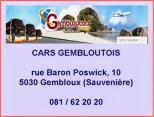 Cars gembloutois 2