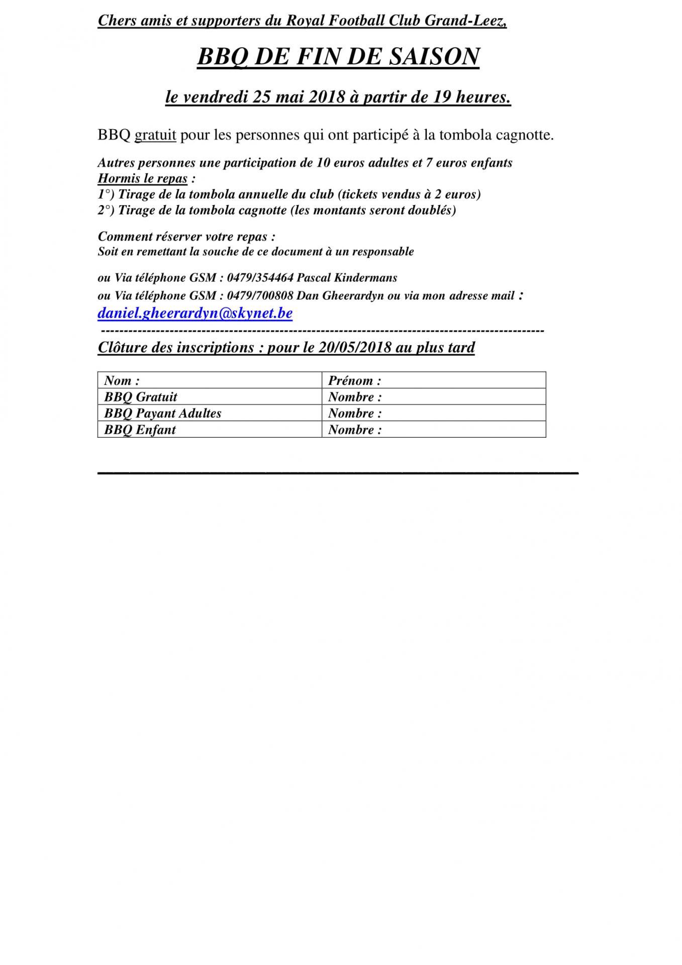Document reservation bbq 2018