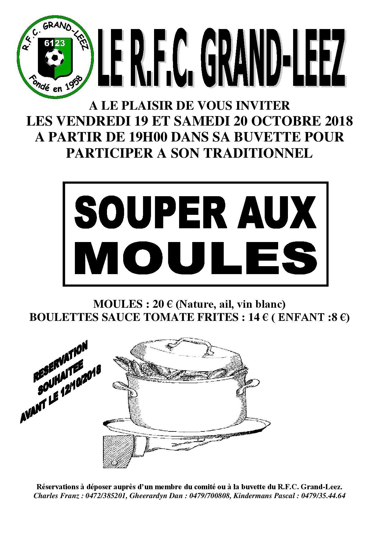 Souper moules octobre 2018 affiche page 001